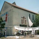 Atelierkirche, Brenzkirche, Stuttgart, 2015