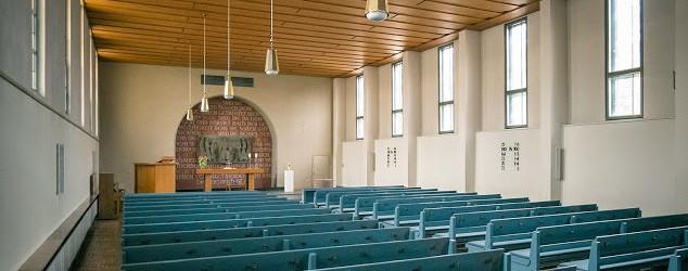 Brenzkirche Stuttgart-Nord, Foto: Josh von Staudach
